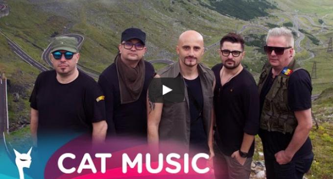 VIDEOCLIP Voltaj la Salina Turda și Cheile Turzii – Din toata inima pentru România!