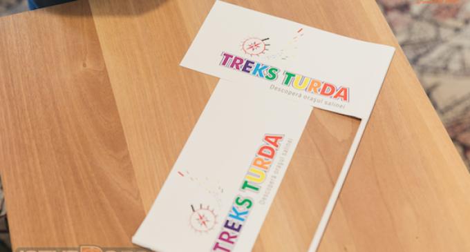 Primăria Turda mulțumește firmei Small Footprint pentru sprijinul acordat în lansarea aplicaţiei TREKS TURDA
