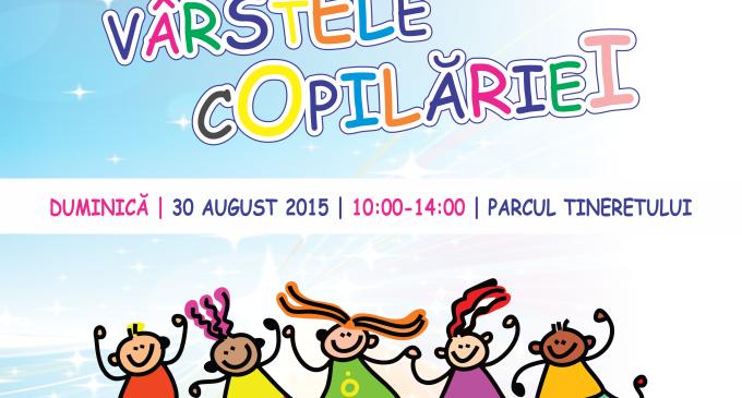 Vârstele Copilăriei – eveniment organizat de Casa de Cultură Turda în cadrul ZMT15!