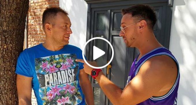VIDEO: DJ Jonnessey si ANER ne invita la spectacolul lor de la Zilele Municipiului Turda