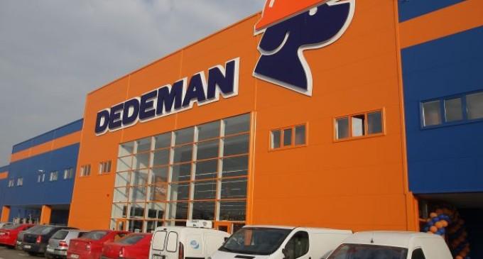 Dedeman continuă recrutările la Turda. Alte 50 de posturi disponibile: consultant vânzări, coordonator transport și recepționer marfă!