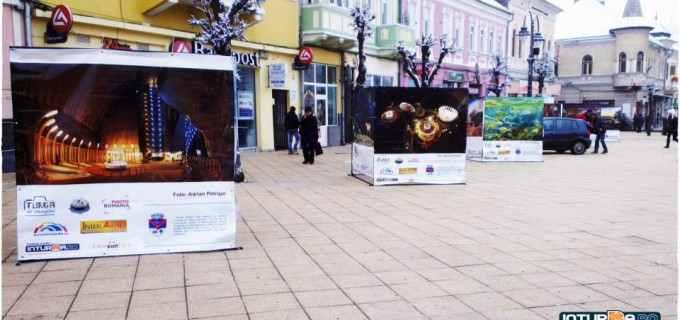 Photo Romania promoveaza Turda la Zilele Orasului Tasnad, Satu Mare.