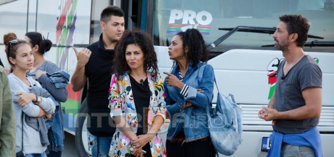 Exclusiv! Echipa SuperTrip de la ProTV a filmat in Salina Turda