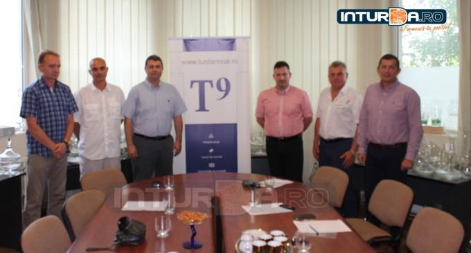 Conform sondajului lansat de grupul T9, infrastructura este principala problema a Turzii