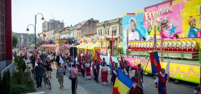 S-a stabilit tariful de inchiriere spatii la Zilele Municipiului Turda 2016