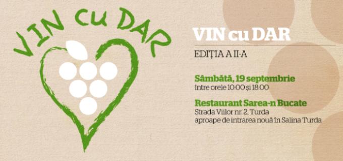 """Crama """"La Salina"""" te invită în vie pentru a sărbătorii roadele anului acesta. Vezi mai multe detalii:"""