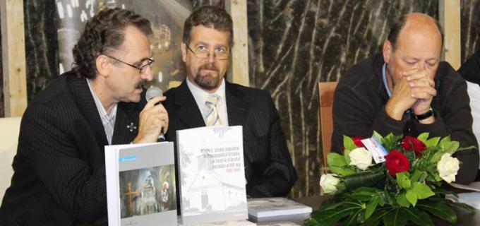 VIDEO: Ciprian Rigman – Lansare de carte în Salina Turda