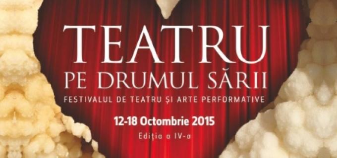 """Noutățile Festivalului """"Teatru pe Drumul Sării"""", ediția a 4-a!"""