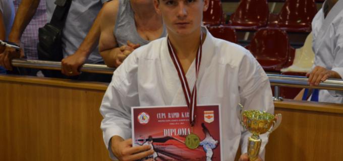 Clubul sportiv Samurai Turda – 4 medalii la Cupa Rapid