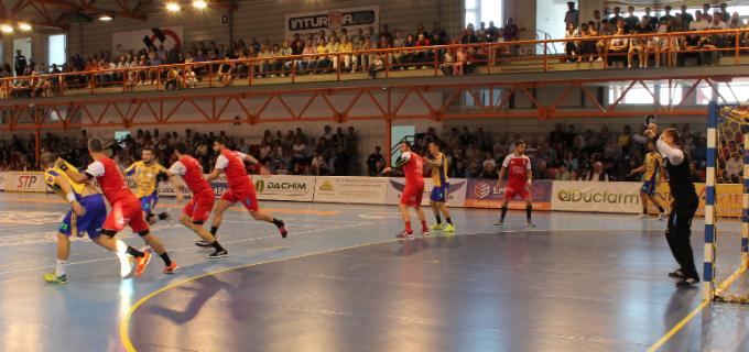 Potaissa Turda a reusit prima victorie in noul sezon, in meciul cu Energia Tg. Jiu