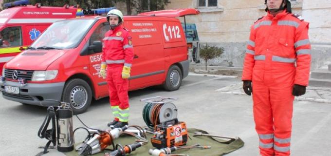Inspectoratul pentru Situații de Urgență Cluj recrutează voluntari!