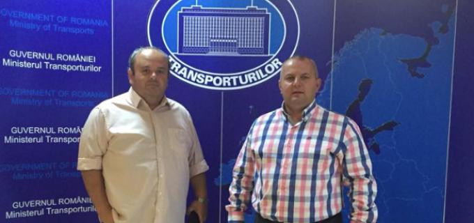 Avram Gal: In urma demersurilor facute la Ministerul Transporturilor, vom beneficia de suma necesara pentru renovarea Garii din Campia Turzii
