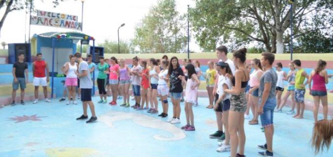 Activitatea Clubului de Dans Sportiv Potaissa Turda pe perioada vacantei de vara
