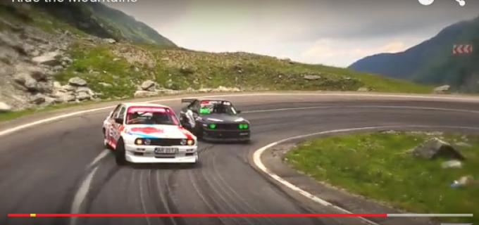 VIDEO: 41 de ani de la inaugurarea Transfagarasanului. Traseul atrage tot mai multi iubitori ai sportului extrem