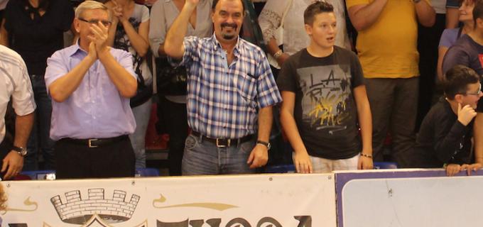 Tudor Stefanie felicita echipa de handbal ACS Potaissa Turda