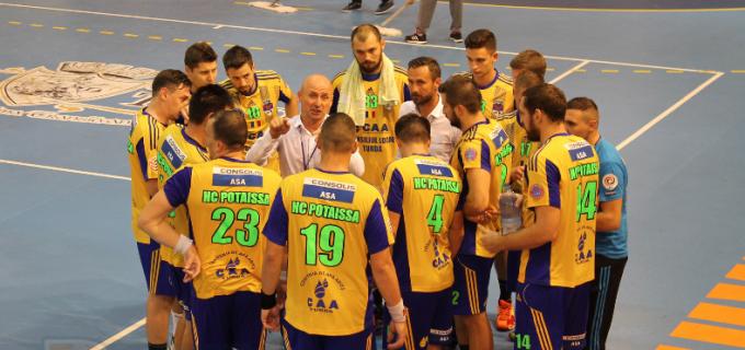 Potaissa Turda a invins CSM Bucuresti si a schimbat topul clasamentului