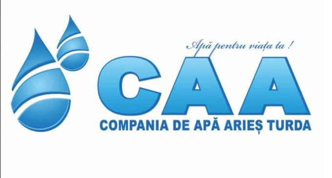 Compania de Apă ARIEŞ anunţă întreruperea furnizării apei potabile pe străzile Mihai Viteazul și Frăsinetului