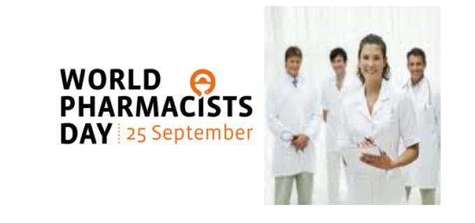25 Septembrie 2015 – Ziua Internaţională a Farmacistului