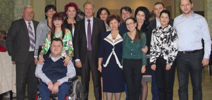 Alegeri locale la PSD Turda. Cristian Matei a fost reales in functia de Presedinte