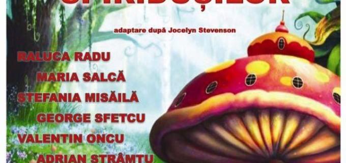 """Teatrul """"Aureliu Manea"""" Turda vă invită la premiera spectacolului """"Tărâmul spiridușilor"""""""
