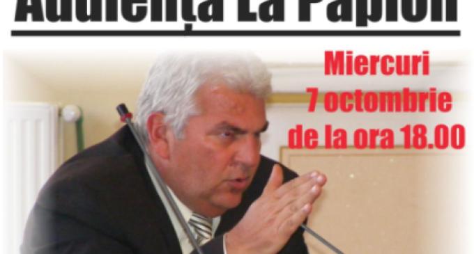 Cafeneaua culturala La Papion inaugureaza intalnirile dintre reprezentantii autoritatilor locale si cetateni