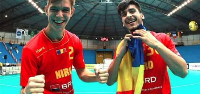 Handbalul juvenil turdean are un viitor frumos. 6 juniori fac parte din loturile naționalelor României!