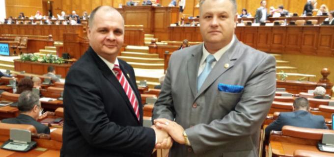 Propunerea legislativa depusa de Mircea Irimie privind profesia de DIETETICIAN, a trecut cu 278 de voturi