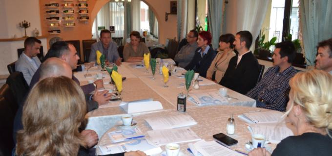 """Focus-grup cu antreprenori și manageri organizat la Turda  în cadrul proiectului ,,Workcall"""""""