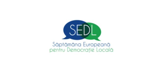 12-18 octombrie 2015 – Săptămâna Europeană a Democraţiei Locale(SEDL)