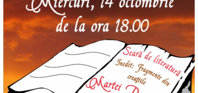 Seara de literatura La Papion