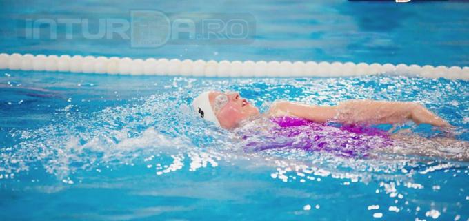 Înotul ar putea deveni sport-fanion la Câmpia Turzii