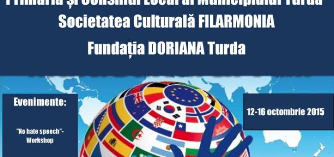"""Comunicat: """"Expoziţia de desene – Europa văzută de copii"""" – 16 octombrie 2015 ORA 12.00"""