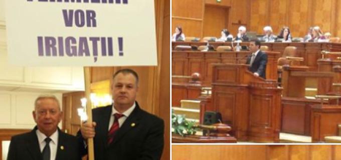 """Mircea Irimie: """"O zi istorică pentru agricultura României!""""."""
