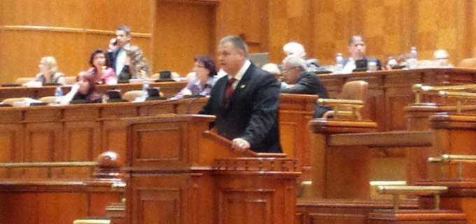 Deputatul Mircea Irimie își prezintă RAPORTUL de activitate pentru anul 2015
