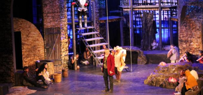 """Festivalul """"Teatru pe Drumul Sării"""" s-a  încheiat în aplauzele publicului turdean"""
