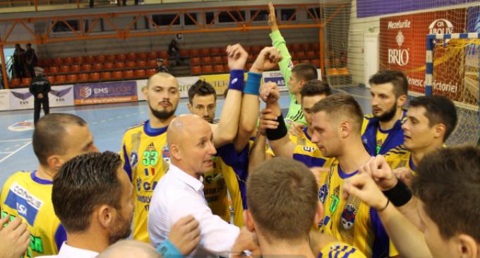 "Începe ""Liga Zimbrilor"": HC Vaslui – Potaissa Turda, astăzi la ora 18:30"