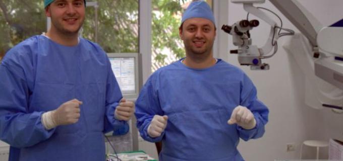 Operatii pe retina la o clinica privata din Alba Iulia