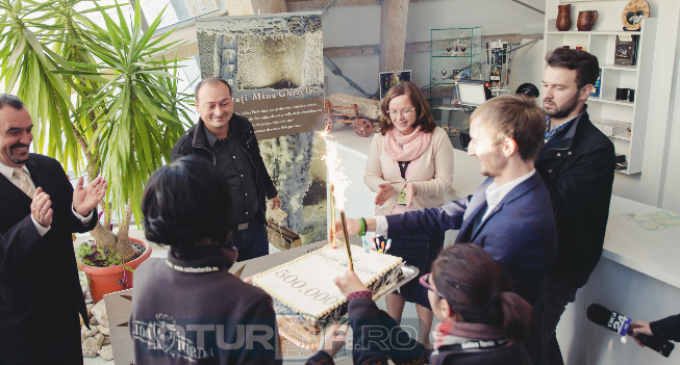 Primaria Turda: O nouă realizare la Salina Turda