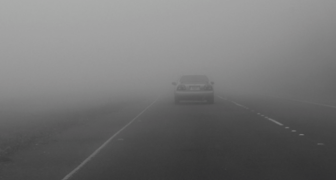 COD GALBEN de ceață pentru județul Cluj