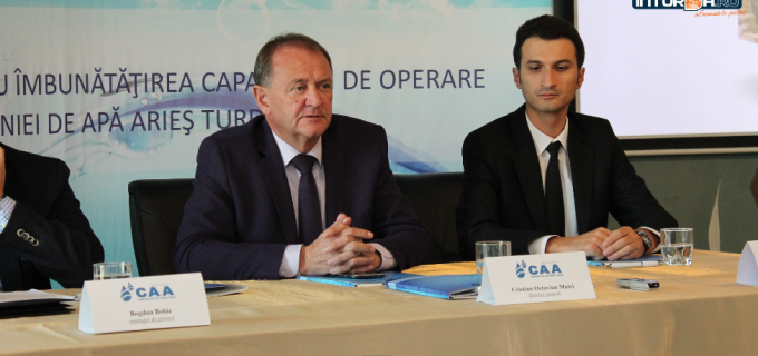 CAA: Investitiile de dezvoltare a infrastructurii de apa in perioada 2014-2020, aproximativ 160 milione de Euro