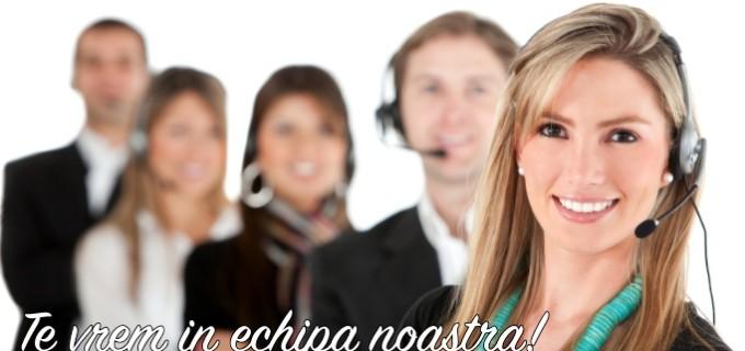 Call Center deschis în Turda, zona Materna, angajează personal