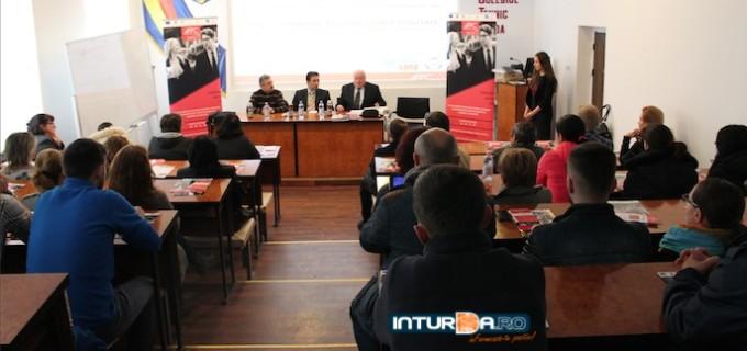 """Proiectul """"FPC – Formare pentru competitivitate"""" desfasurat la Turda, a ajuns la final"""