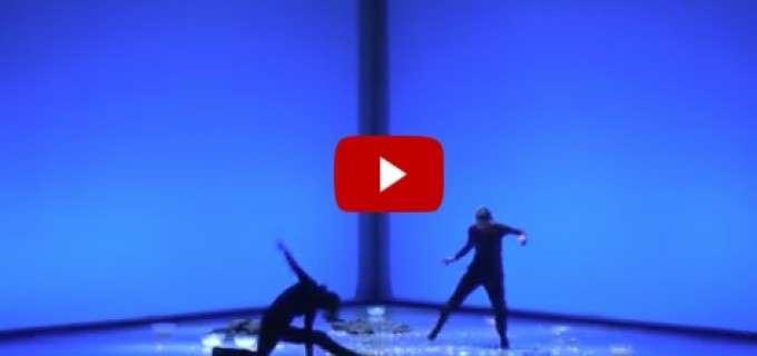 """VIDEO: Teatrul """"Aureliu Manea"""" participa la Festivalul Naţional de Teatru cu spectacolul VERTIJ"""