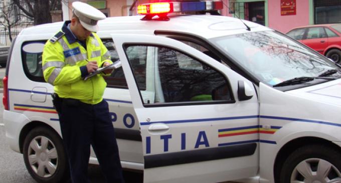 Conducător auto cu alcoolemie de peste 1,40 mg/l, accident în centrul Turzii