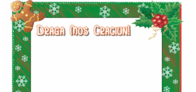 O poveste pentru Moş Crăciun – ediţia 2015
