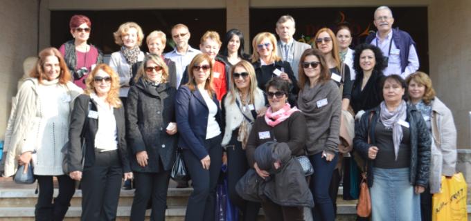 """Şcoala Gimnazială """"Ioan Opriş"""" a participat la prima reuniune transnaţionalăa proiectului Erasmus + în Croația"""