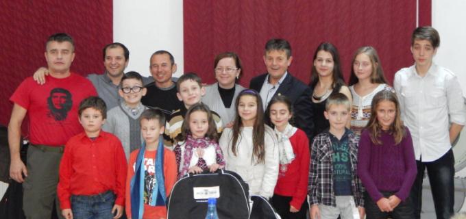 KARATE Club Turda și-a premiat campionii! CUMULUSERV și Salina Turda au răsplătit efortul depus de sportivii turdeni: