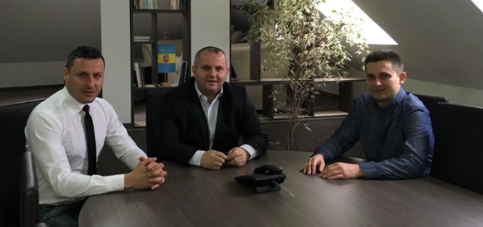 DENESOICA – Primul operator economic care investește în zona fostului combinat metalurgic din Câmpia Turzii