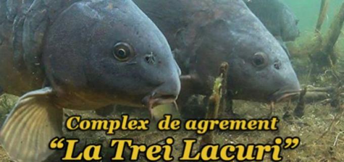 Primăria Câmpia Turzii anunță inchiderea sezonului de pescuit la Trei Lacuri