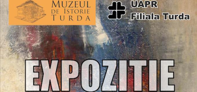 Muzeul de Istorie Turda ne invită la vernisajul expoziţiei de artă plastică a artiştilor Adrian Ţop şi Stanca Ţop